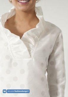 Sewing Clothes Tunics Blouses Ideas For 2019 Linen Blouse, Tunic Blouse, Tunic Tops, Classic White Shirt, Tween Fashion, Beautiful Blouses, Linen Dresses, White Shirts, Sewing Clothes