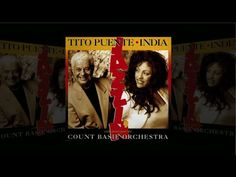 Tito Puente India with Count Basie Orchestra, JAZZIN, CD MIX