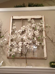 04/09/12 Our prize of the day is 50 dollars in JC Penney Store Credit! This is such a pretty lattice window with pretty white flowers! If you like antique looking decor you will love making this piece a part of your home.