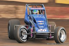 AMSOIL Sprint Car National Championship 2011 Perris Auto Speedway   USAC Sprint Cars USAC National Sprint Car Series, non-wing Sprint Car racing on dirt and asphalt across the USA. Perris Auto Speedway is located on the Lake Perris Fairgrounds, approximately one hour east of Los Angeles. RePin this photo