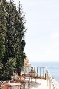 luxury hotel cassis, france - lauren stephanie wells