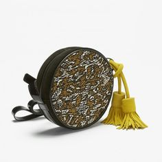 Sac tambourin imprime jungle - Kookai