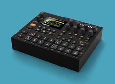 Elektron's Digitakt is a compact drum machine, sequencer, sampler - CDM Create Digital Music Digital Drums, Digital Art, Drive Storage, Audio Track, Sound Engineer, Drum Machine, Electronic Music, Musical Instruments, Keyboard