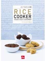 Rice cooker : recettes et astuces d'utilisation 3,95€    Tout cuisiner (ou presque) avec un rice cooker    Découvrir les utilisations inattendues du rice cooker : pain vapeur, légumes farcis, riz au lait, boulettes, terrine sucrée ou salée, balles de riz vapeur… Sain et surprenant.