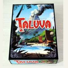HOT Taluva Board Game 2-4 Players Cards Game Classic Tactics Games
