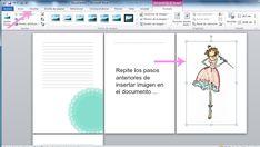 Tutorial-Cómo crear páginas para diarios y agendas con un editor de texto