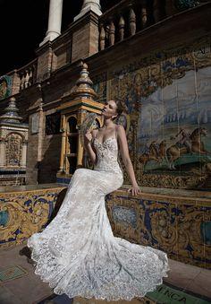 Alon Livné Wedding Dresses at Les Trois Soeurs Bridal Anna Campbell, Gorgeous Wedding Dress, Beautiful Dresses, Fabulous Dresses, Bridal Dresses, Wedding Gowns, Lace Wedding, Green Wedding, 2017 Bridal