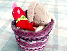 Recycled Fabric, 100 Pure, Storage Baskets, Baby Car Seats, Bean Bag Chair, Berry, Felt, Pure Products, Wool