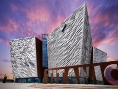 Visit the birthplace of Titanic - Titanic Belfast