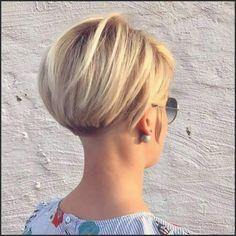 Kurzer Bob: 22 trendige Looks für 2018 Bob Frisuren #Frisuren