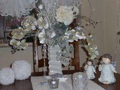 Výzdoba stola Vianoce 2012