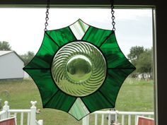 Antique Plate Stain Glass by Theloveofstainglass on Etsy, $50.00