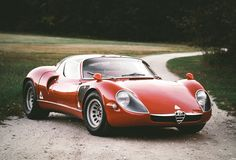 Alfa Tipo 33 Stradale-Is this the best Italian sports car ever made?