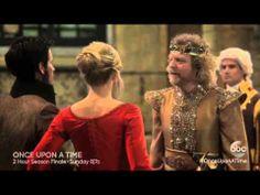 "Once Upon a Time Season 3 Finale Sneak Peek ""Prince Charles and Princess Leia"""