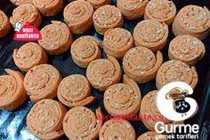 Fındıklı Rulo Tatlı Tasty Dishes, Meals, Desserts, Tailgate Desserts, Deserts, Meal, Postres, Dessert, Yemek