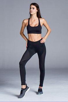 35a82f52af867c Power Bicknell Tight - Black Girls In Leggings, Black Leggings, Women's  Leggings, Pilates