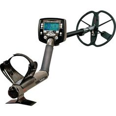 Any really good metal detector. I have wanted one for years! I think if…  http://www.findthatbounty.com/