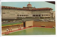 1972 South End Swimming Pool Monmouth Hotel Spring Lake NJ New Jersey Postcard Spring Lake Nj, Atlantic Ocean, New Jersey, Summer Fun, Swimming Pools, Europe, Island, Spaces, Free Shipping