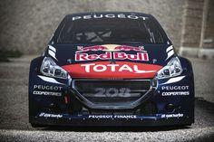 2ª temporada do World RX - O Team PEUGEOT-Hansen em máxima rotação