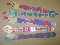 k1frenchimmersionbestpractices la forêt tropicale, French rainforest unit grades k and 1 - pattern snakes
