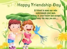 Happy Friendship day  sms in Hindi , English, Marathi