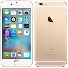 Apple iPhone 6s 32GB Gold Apple iPhone 6S 32GB gold prináša 4,7 palcový Retina displej s rozlíšením 1334 x 750 bodov s technológiou 3D …