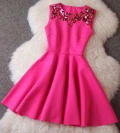 #509 Beading Dress