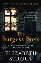 On Monday, June 21, 2015 at 6:30pm join Elizabeth Strout's Burgess Boys in the Trustees Room for a rousing discussion.