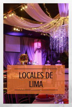 ¡Los más lindos locales de Lima para en donde se llevan a cabo las mejores fiestas!  http://www.quinceteens.com/wp-content/uploads/2017/05/LOCALESS.pdf