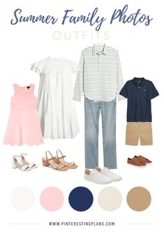 Summer Family Portraits, Spring Family Pictures, Family Pictures What To Wear, Family Portrait Outfits, Family Pics, Big Family, Family Picture Colors, Family Picture Poses, Family Picture Outfits