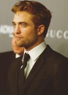 Robert Pattinson looking devastatingly handsome at LACMA Art 2012