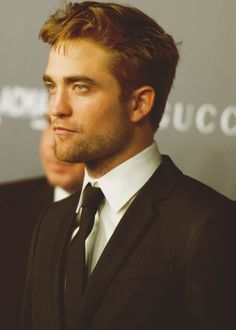 Robert Pattinson looking devastatingly handsome at LACMA Art 2012