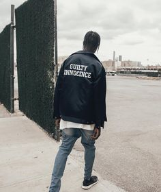 mxdvs:   Guilty innocence coaches jacket  Save 10%... - A Blog About.....Nothin'