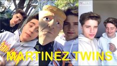 New Best TikTok Musically Martinez Twins Funny / Lucu 2018 Martinez Twins, Tik Tok, Music, Funny, Youtube, Musica, Musik, Muziek, Funny Parenting