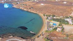 Pounda Beach @ Paros island , Greece !!!