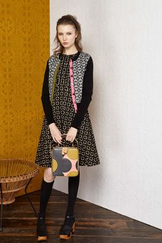 Orla Kiely Autumn/Winter 2017 Pre-Fall Collection | British Vogue