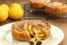 Maggie Beer's Meyer Lemon Pie with Apricot Jam