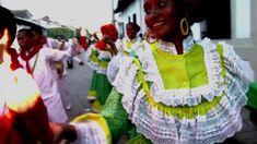 Historia de la Cumbia en Colombia - India y Negra (Shyan Brown)