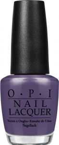 Color Hello Hawaii Ya? #OPI  In this gorgeous, dusky purple, I'm doing just fine.