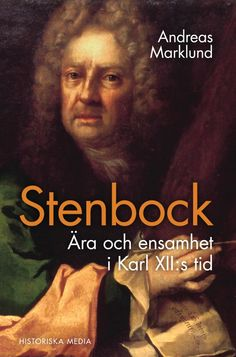 Stenbock av Andreas Marklund. Från Historiska Media.