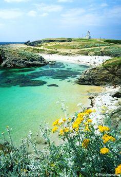 Su00e9jour bien-u00eatre et remise en forme u00e0 Belle-Ile-en-Mer  (French Brittany France)