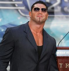 """""""Guardians of the Galaxy"""" has reportedly finally found its Drax the Destroyer. Professional wrestler and MMA fighter Dave Bautista seems to have closed a deal to fill the role."""