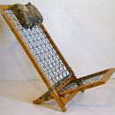Paracord Chair: Simple, Comfortable, Adjustable & Collapsable (Instructable)