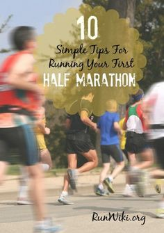 These tips really worked for my first half marathon. These are realistic and for true beginners. I prepared for mine in about 12 weeks. This is my most popular running post.