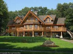 Resultado de imagen para Huge log hunting cabin