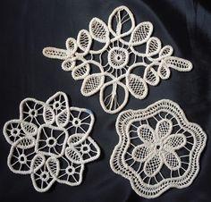 Ligia Dorina Dumitrache - Painter Russian Crochet, Form Crochet, Irish Crochet, Crochet Motif, Crochet Lace, Needle Lace, Bobbin Lace, Bruges Lace, Romanian Lace