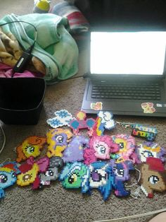 My Little Pony Necklaces
