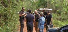#Polícia: Corpos encontrados em mata de Mogi das Cruzes chegam ao IML de SP