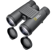 NAT. GEOGRAPHIC  90-76100 10 x 42 mm Roof Prism Binoculars Price: £ 99.00 The National Geographic 90-76100 10 x 42 mm Roof Prism Binoculars offer a rugged design with high-quality optics and a comfortable grip for great wildlife watching. Great all-round binoculars If you're on safari, watching birds or checking out animals, these National Geographic 10 x 42 mm Roof Prism Binoculars give you...