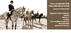 Copertina della pagina Facebook dedicata alla Finale Assi Giovani Cavalli
